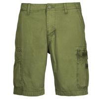 Textil Muži Kraťasy / Bermudy Napapijri NOSTRAN Zelená