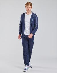 Textil Muži Teplákové soupravy Emporio Armani EA7 3KPV02-PNP5Z-1554 Tmavě modrá