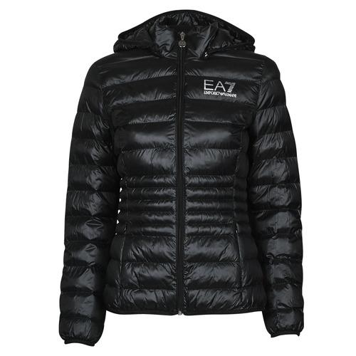 Textil Ženy Prošívané bundy Emporio Armani EA7 8NTB23-TN12Z-1200 Černá
