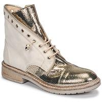 Boty Ženy Kotníkové boty Fru.it 6846-480-PLATINO Zlatá