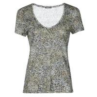 Textil Ženy Trička s krátkým rukávem One Step MILLET Khaki