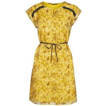 Textil Ženy Krátké šaty One Step RAYNA Žlutá