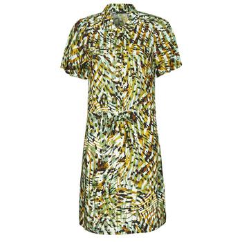Textil Ženy Krátké šaty One Step RAINBOW Zelená
