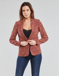 Textil Ženy Saka / Blejzry One Step VINNY Červená