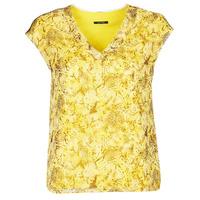 Textil Ženy Halenky / Blůzy One Step CALI Žlutá