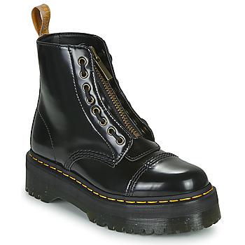 Boty Ženy Kotníkové boty Dr Martens VEGAN SINCLAIR Černá