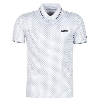 Textil Muži Polo s krátkými rukávy Teddy Smith PASY 2 MC Bílá