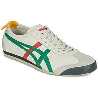Boty Nízké tenisky Onitsuka Tiger MEXICO 66 Bílá / Zelená / Červená