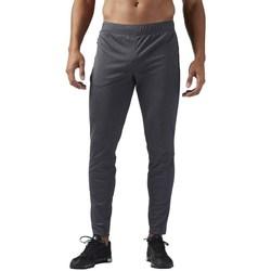 Textil Muži Teplákové kalhoty Reebok Sport Speedwick Knit Grafitové