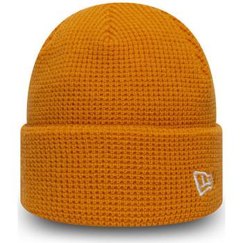 Textilní doplňky Muži Čepice New-Era Ne short knit Oranžová