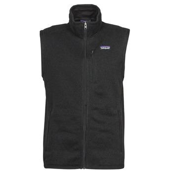 Textil Muži Fleecové bundy Patagonia M's Better Sweater Vest Černá