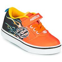 Boty Chlapecké Boty s kolečky Heelys PRO 20 X2 Černá / Oranžová