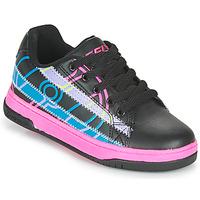 Boty Dívčí Boty s kolečky Heelys SPLINT Černá