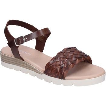 Boty Ženy Sandály Rizzoli Sandály BK607 Hnědý