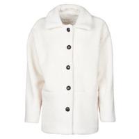 Textil Ženy Kabáty Betty London NUMIM Krémově bílá