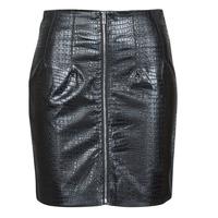 Textil Ženy Sukně Moony Mood NOULIAME Černá