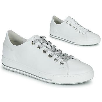 Boty Ženy Nízké tenisky Gabor 6651550 Bílá