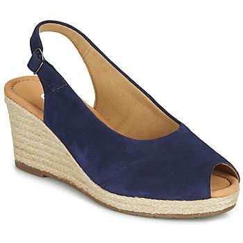 Boty Ženy Sandály Gabor 6658036 Tmavě modrá