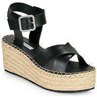 Boty Ženy Sandály Pepe jeans WITNEY ELLA Černá