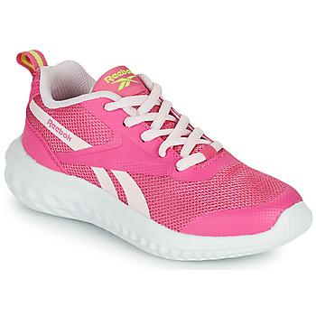 Boty Dívčí Běžecké / Krosové boty Reebok Sport REEBOK RUSH RUNNER 3.0 Růžová