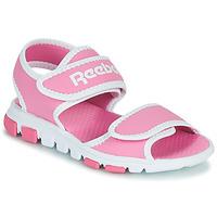 Boty Děti Sportovní sandály Reebok Sport WAVE GLIDER III Růžová
