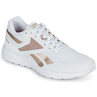 Boty Ženy Běžecké / Krosové boty Reebok Sport REEBOK RUNNER 4.0 Bílá / Zlatá