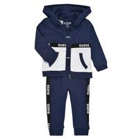 Textil Chlapecké Set Guess P1RG00-KA6W0-DEKB Tmavě modrá