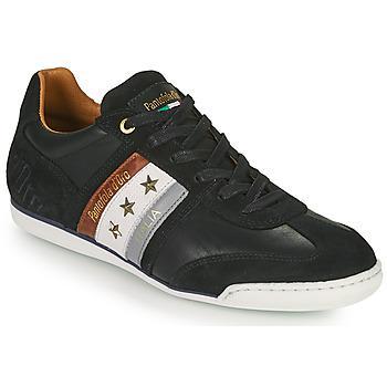Boty Muži Nízké tenisky Pantofola d'Oro IMOLA UOMO LOW Černá