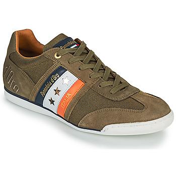 Boty Muži Nízké tenisky Pantofola d'Oro IMOLA CANVAS UOMO LOW Khaki