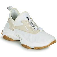 Boty Ženy Nízké tenisky Steve Madden MATCH Bílá / Béžová