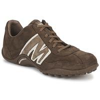 Boty Muži Multifunkční sportovní obuv Merrell SPRINT BLAST LTR Hnědá