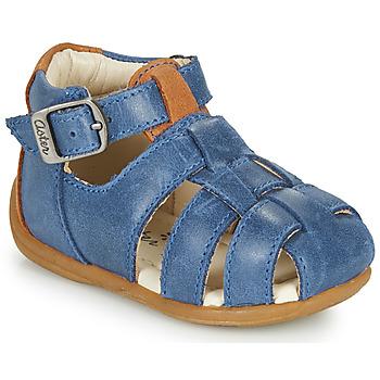 Boty Chlapecké Sandály Aster ODASSIO Tmavě modrá