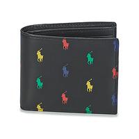 Taška Muži Náprsní tašky Polo Ralph Lauren MULTI PP BF WALLET Černá