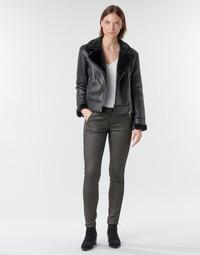 Textil Ženy Kapsáčové kalhoty Le Temps des Cerises ANDREA Černá
