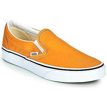 Boty Ženy Street boty Vans CLASSIC SLIP ON Žlutá