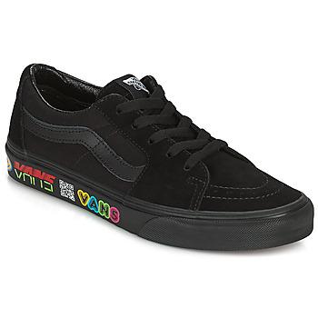 Boty Kotníkové tenisky Vans SK8 LOW Černá