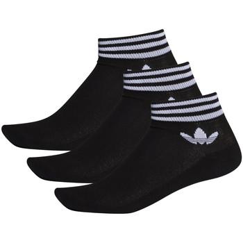 Spodní prádlo  Ponožky adidas Originals EE1151 Černá