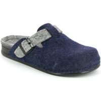 Boty Muži Papuče Grunland CI1016 Modrý