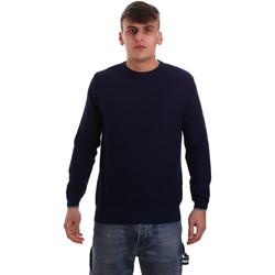 Textil Muži Svetry Navigare NV10251 30 Modrý