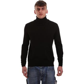 Textil Muži Svetry Navigare NV11006 33 Černá