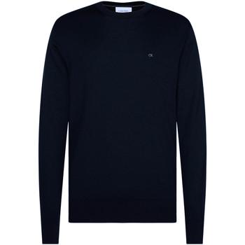 Textil Muži Svetry Calvin Klein Jeans K10K104920 Modrý