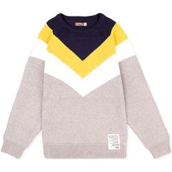 Textil Děti Svetry Losan 023-5001AL Šedá