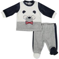 Textil Děti Obleky a kravaty  Melby 20Q0890 Šedá