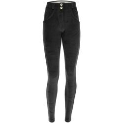 Textil Ženy Kalhoty Freddy WRUP1RC010 Černá