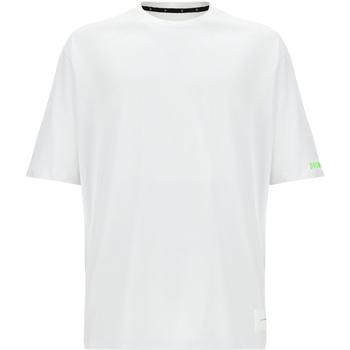 Textil Muži Trička & Pola Freddy F0ULTT2 Bílý
