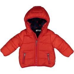 Textil Děti Bundy Melby 20Z0081 Červené