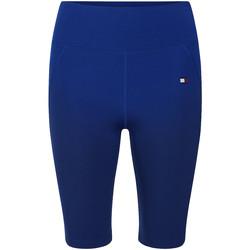 Textil Ženy Legíny Tommy Hilfiger S10S100462 Modrý
