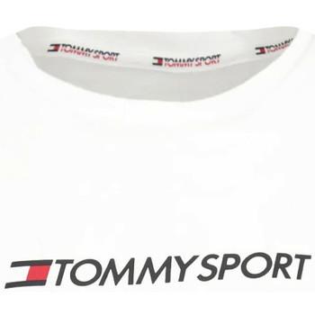 Textil Ženy Trička & Pola Tommy Hilfiger S10S100445 Bílý