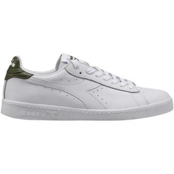 Boty Muži Módní tenisky Diadora 501176729 Bílý