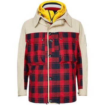 Textil Muži Bundy Tommy Hilfiger MW0MW14507 Béžový